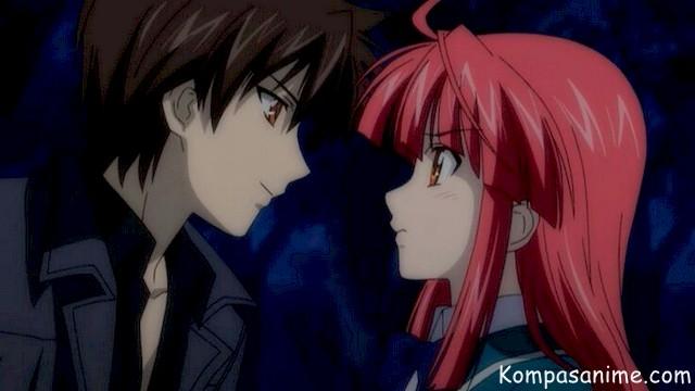 Anime mirip Kaze no Stigma