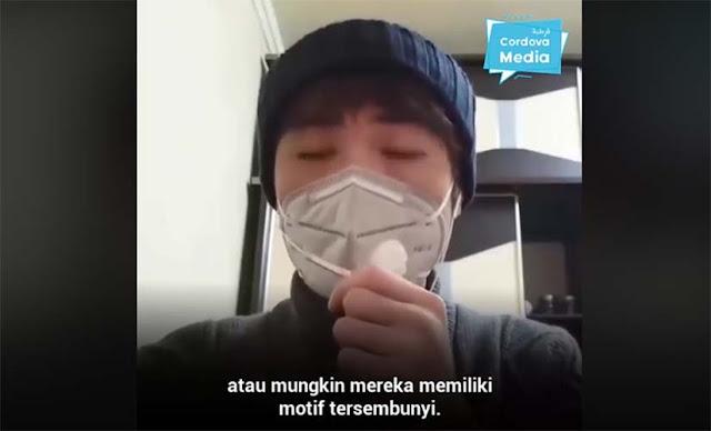Ungkap 'Kebusukan' Pemerintah Komunis di Wuhan Soal Corona