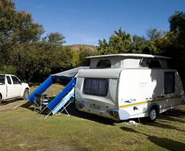 Camping @ Karoo National Park