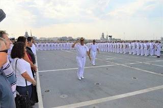 Compie 105 anni il Comando in Capo della Squadra Navale