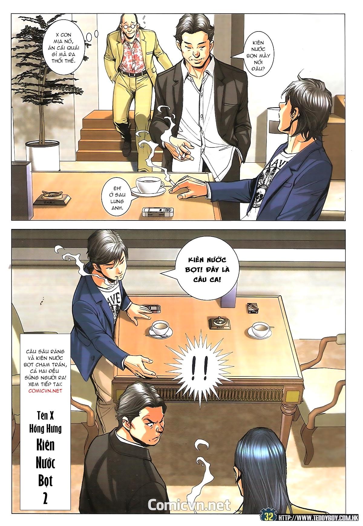 Người Trong Giang Hồ chapter 1770: tên x hồng hưng trang 28