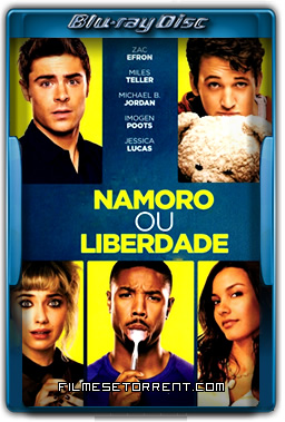Namoro ou Liberdade Torrent 2014 720p e 1080p BluRay Dublado