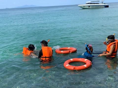 Explore Around Myeik Islands
