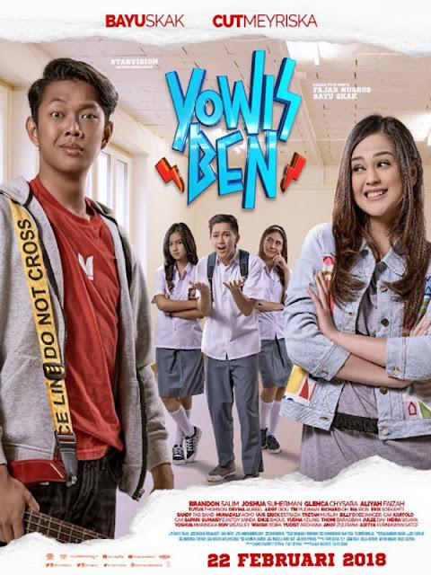 Poster film Yo Wis Ben