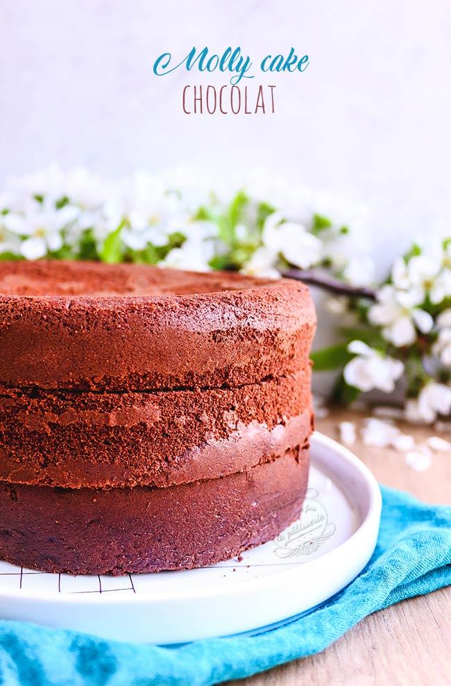 recette de molly cake chocolat