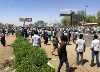 United States Joins Diplomatic Push To Ensure Transition Deal In Sudan