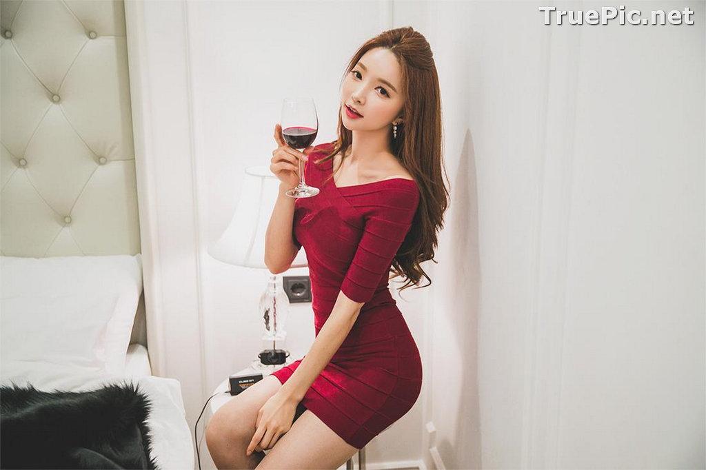 Image Korean Beautiful Model – Park Soo Yeon – Fashion Photography #12 - TruePic.net - Picture-20