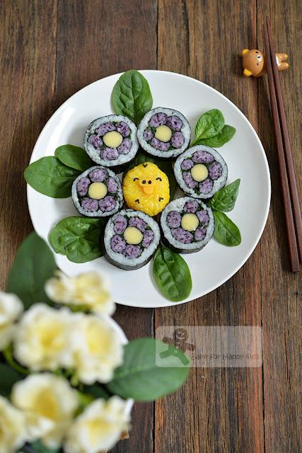 rilakkuma kiiortori sushi