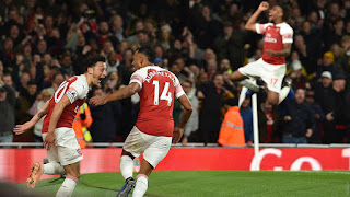 Ten Over Ten: Arsenal Go 'Naeto' With Leicester City Win