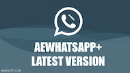 [UPDATE] Download AEWhatsApp Plus v6.0 by Ahmed Eslam
