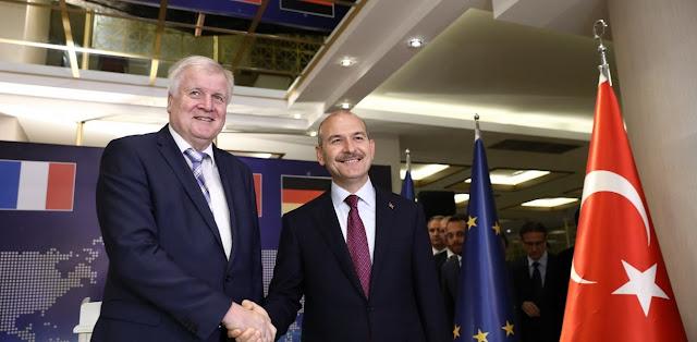 Άσφαιρες και υποκριτικές οι κυρώσεις των Ευρωπαίων κατά της Τουρκίας