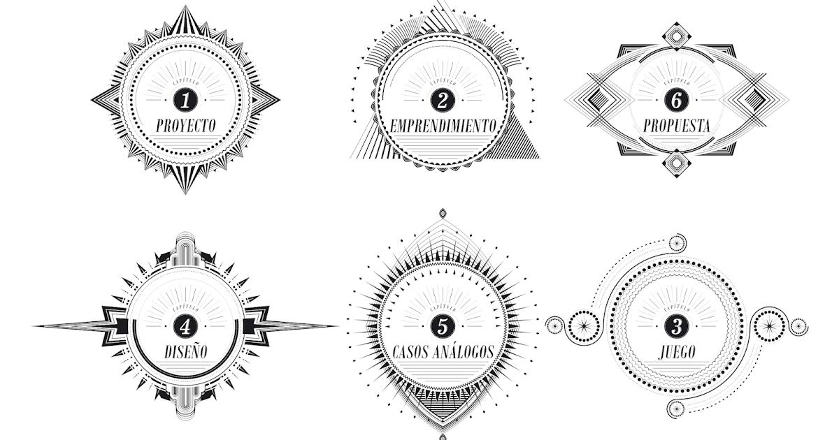 213 Diseño gráfico: Insignias para capítulos