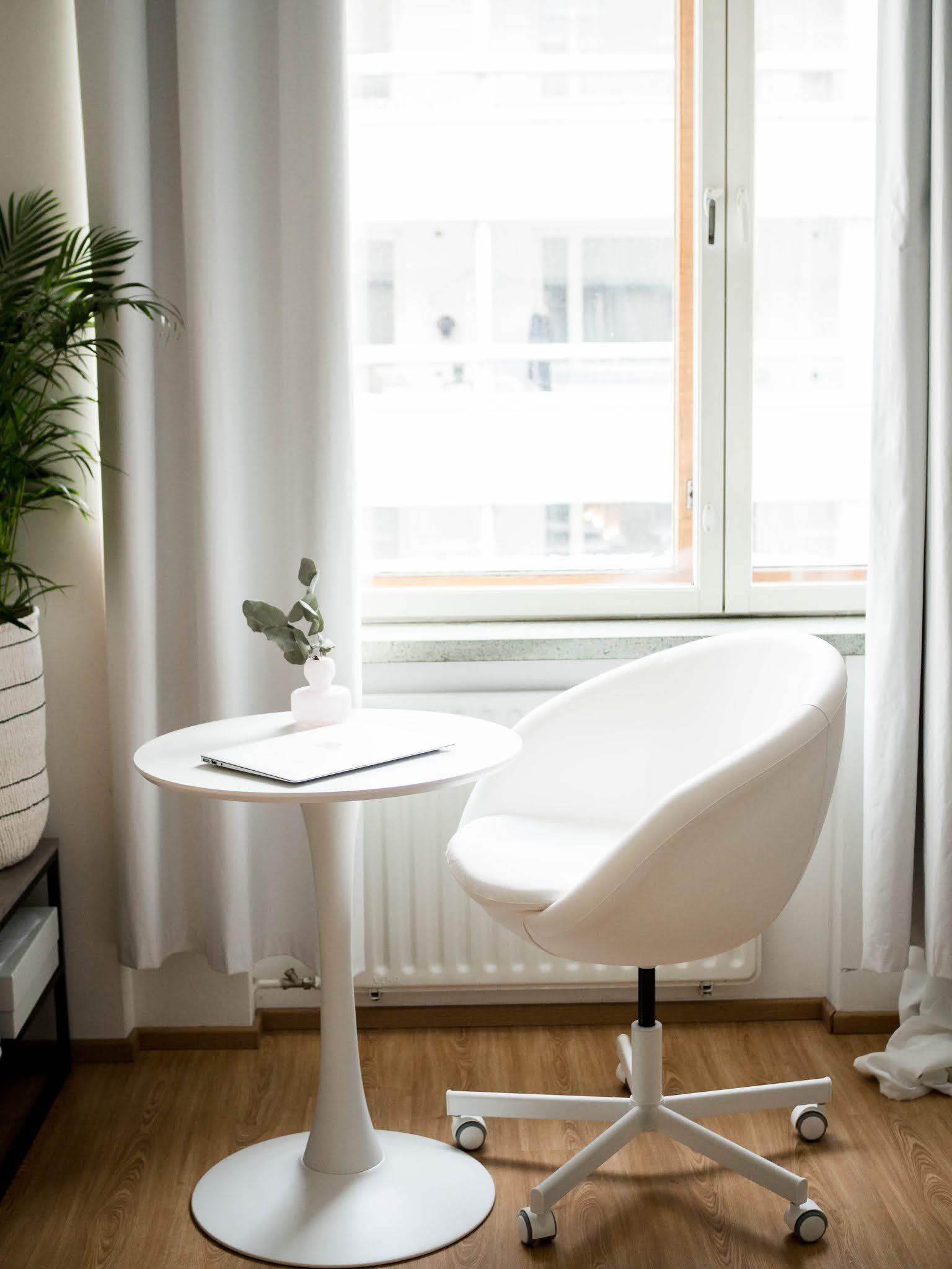 Skandinaavinen koti, yksiö // Scandinavian home, studio flat