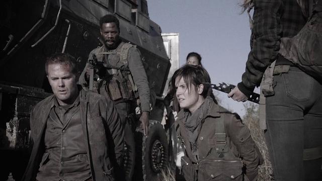 Fear the Walking Dead Season 4 Dual Audio [Hindi-DD5.1] 720p BluRay ESubs Download