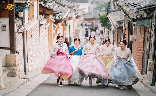 Những nét độc đáo của ngôi làng cổ Bukchon Hanok5