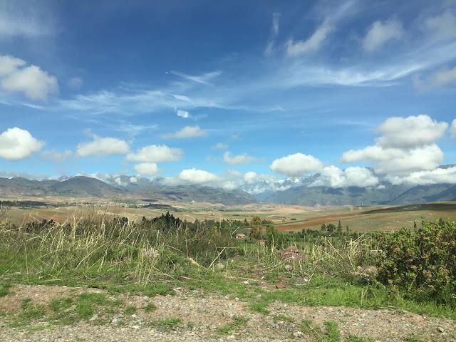 Vistas desde Chichero