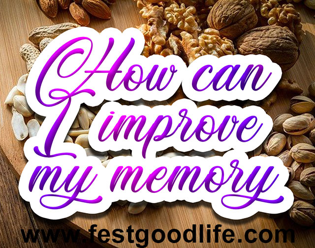 how can i improve my memory