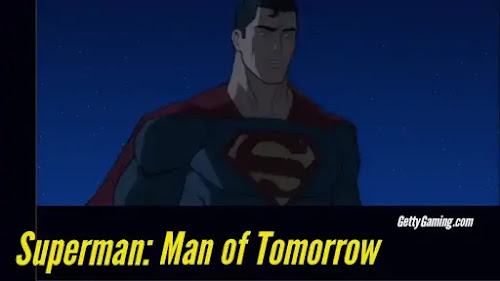 Superman: man of tomorrow watch online free