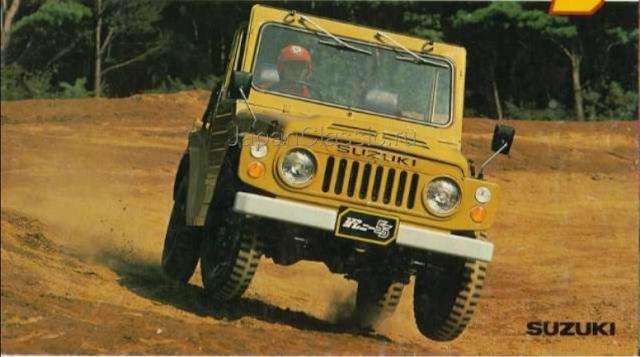 Suzuki Jimny LJ50