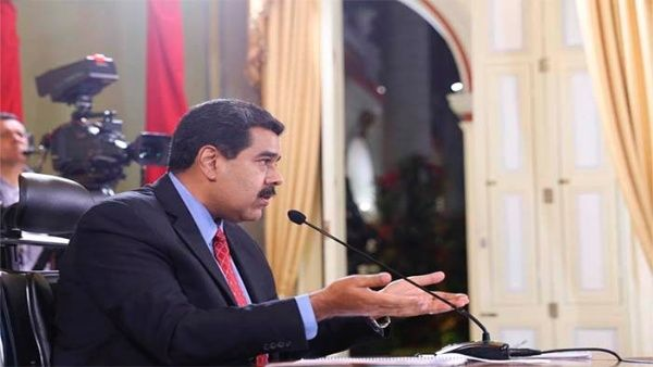 ¡Son el anticristo!, exclama Maduro por acciones de la derecha