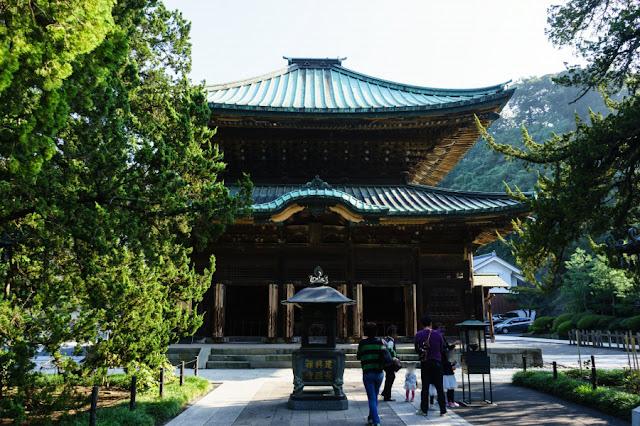 建長寺仏殿~鎌倉