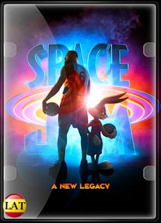 Space Jam 2: Una Nueva Era (2021) DVDRIP LATINO
