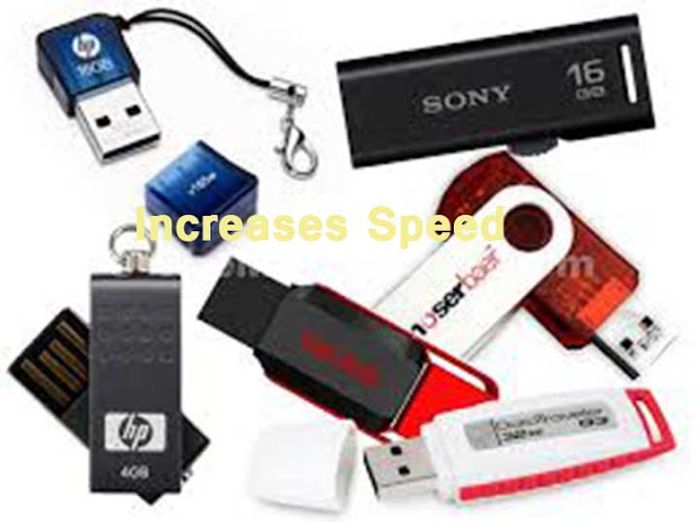 The most effective method to Increase Pendrive/USB Data Transfer Speed 2019