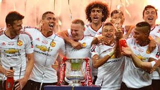 MU Juara FA Cup 2016
