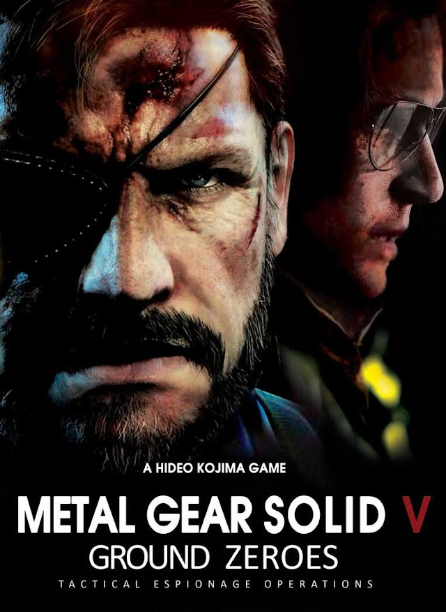 Metal Gear Solid V: Ground Zeroes torrent download for PC ON Gaming X