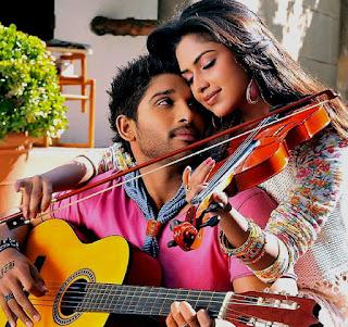 List of Hindi dubbed movies of allu arjun