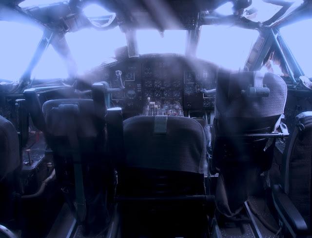 vintage cockpit