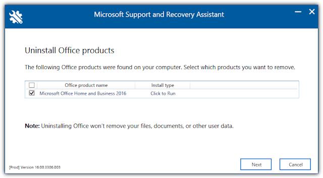 حذف الاوفيس من جذوره نهائيا ازالة Office من الكمبيوتر