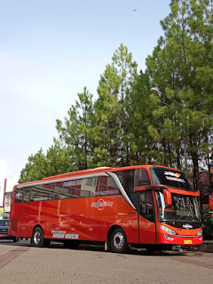 Sewa Bus Pariwisata SHD Dago Holiday 2019