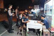 Patroli dan Imbauan Direktorat SAMAPTA POLDA NTB Untuk Kurangi Penyebaran CPVID-19