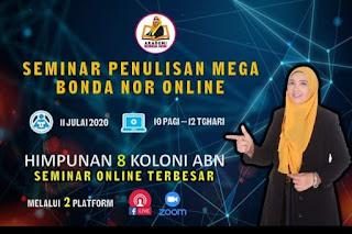 Seminar online terbesar -SPMBNO