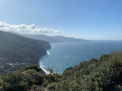 碧の丘から見た景色