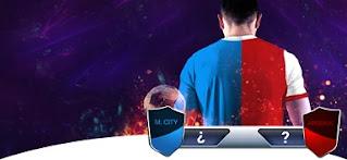 Luckia promo City vs Arsenal 17-10-2020