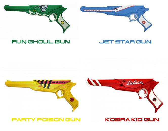 party poison gun - photo #43