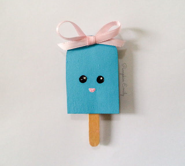 DIY Popsicle Magnet | How To Make a Magnet