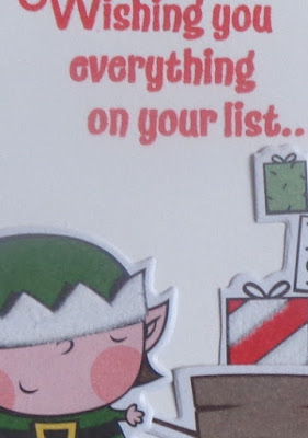 Craftyduckydoodah!, Santa's Workshop Suite, Signs of Santa, Stampin' Up! UK Independent  Demonstrator Susan Simpson, Supplies available 24/7 from my online store,