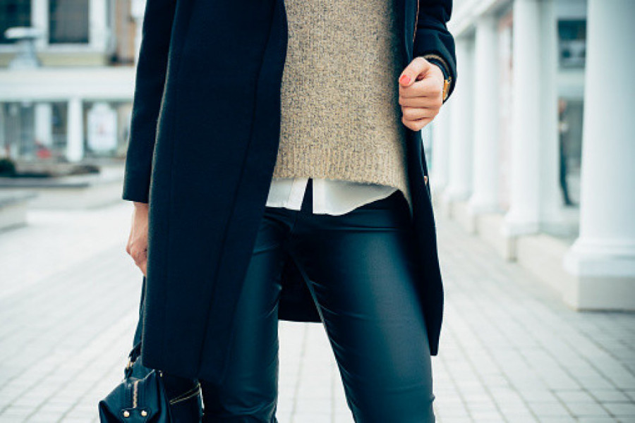 Fashion combination for early spring