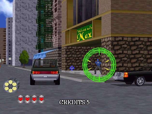 Virtua Cop 2 Game For pC Download