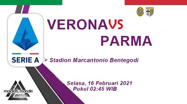 Prediksi Hellas Verona Vs Parma