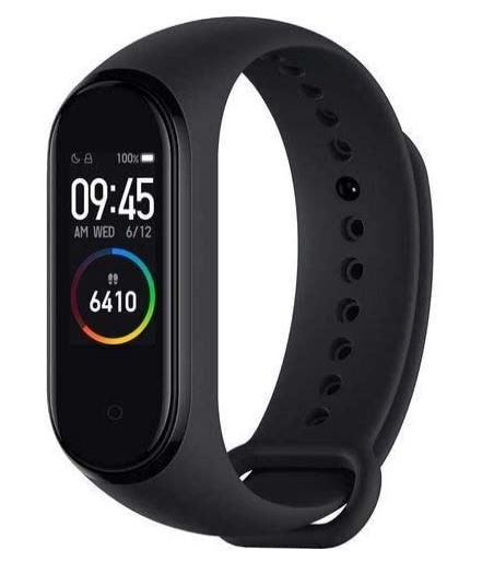 Health and fitness tracker