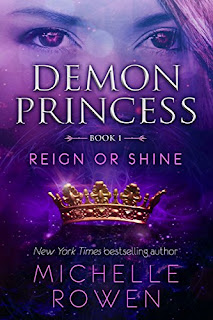 Reign or shine 1, Michelle Rowen