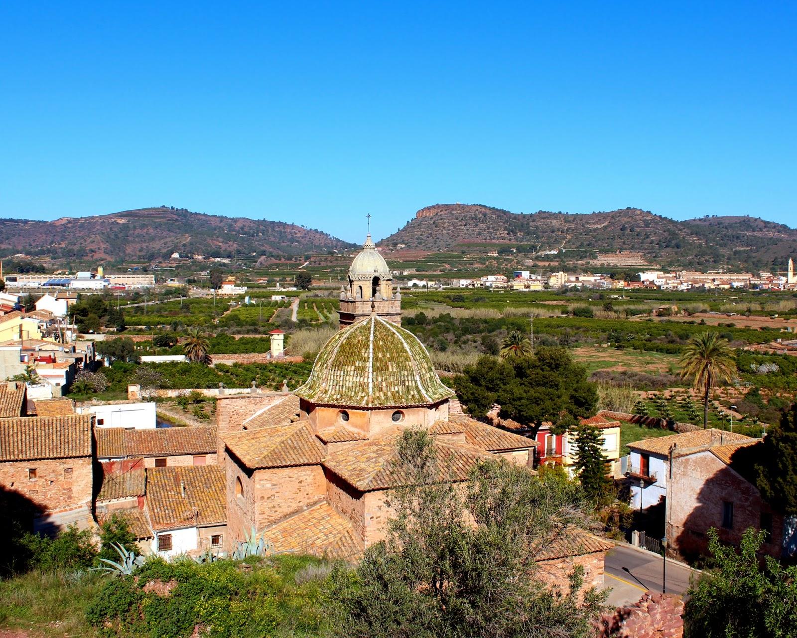 Iglesia de Nuestra Señora de los Ángeles. Torres-Torres. Valencia