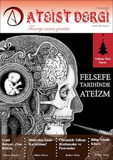 Ateist Dergi 11. Sayı Aralık 2014