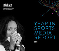 Nielsen's Year in Sports Media Report 2015