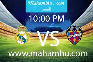 بث-مباشر-لمباراة-ليفانتي-VS-ريال-مدريد-بالدوري-الإسباني-الممتاز