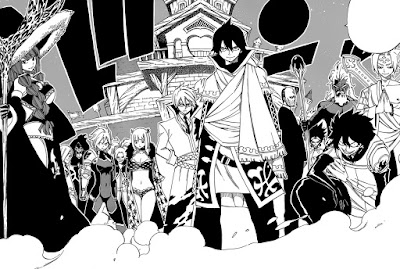 "Reseña de ""Fairy Tail"""